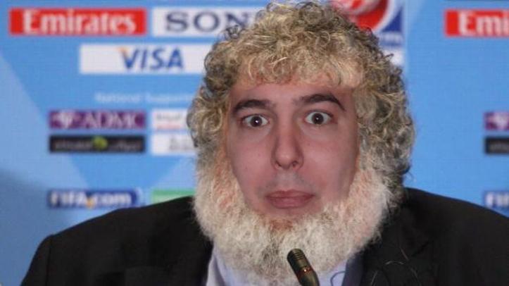 Stephan Hobi mit seiner neuen Identität