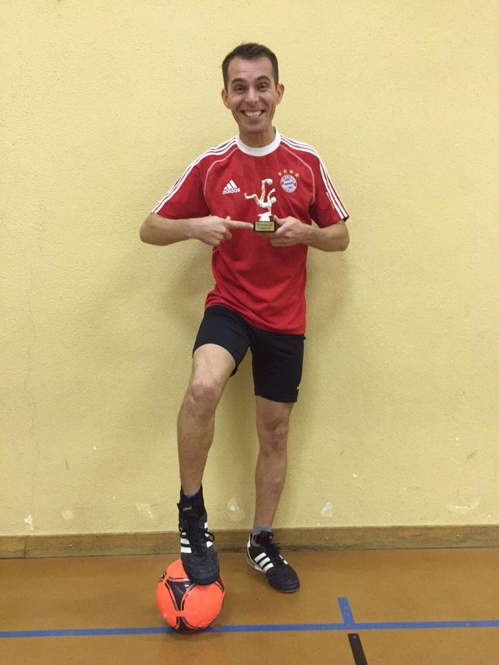 G. Destani Schönwetterfussballer des Jahres 2015